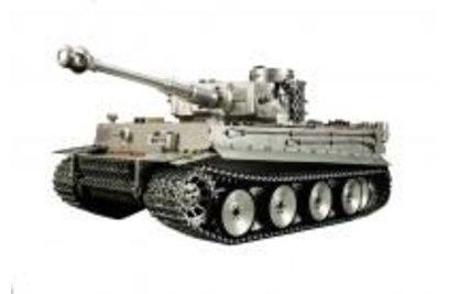 Heng Long German Tiger I масштаб 1:6 HL00XL Радиоуправляемый танк