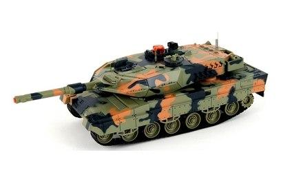 Танк для танкового боя Huan Qi Leopard 2A5 1:28 40Mhz