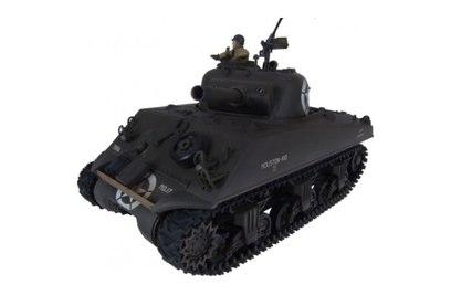 Танк Pilotage Sherman M4A3 Green Camouflage 1:24 27Mhz