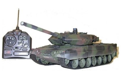 Р/у танк Pilotage Leopard II A6 NATO 3 1:24 27Mhz