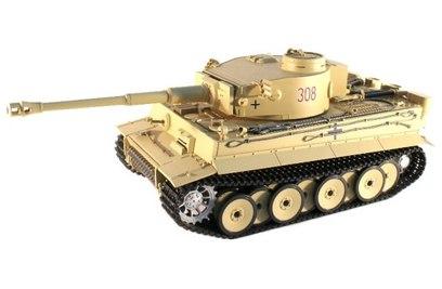 Taigen German Tiger 1 Standart Edition Early Version 1:16 2.4G