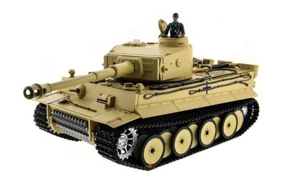 Taigen German Tiger Early version ИК 2.4G