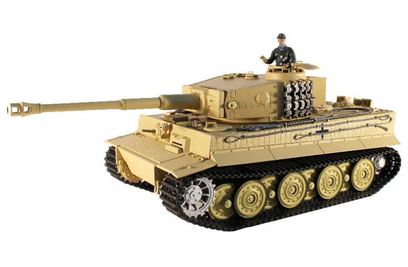 Р/у танк Taigen German Tiger 1 Late Version 1:16 2.4G
