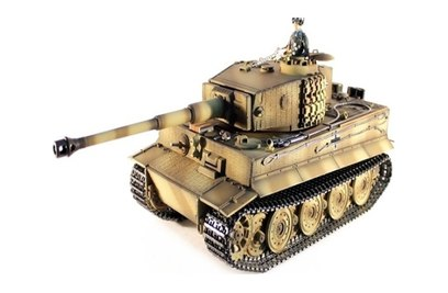 Taigen German Tiger 1 Metal Edition Late Version 1:16 2.4G