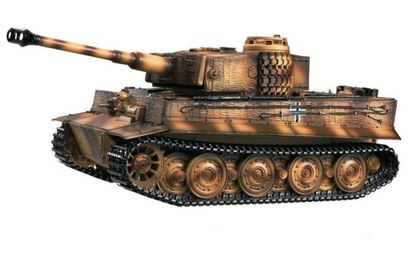 "Taigen German Tiger ""Тигр"" BTR Late version ИК 1:16 2.4GHz"
