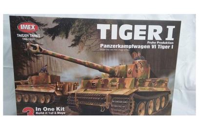 Taigen Panzerkampfwagen VI Tiger 1 1:16 KIT-набор