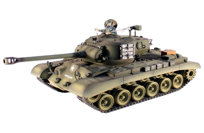 Taigen M26 Pershing Snow Leopard Pro 1:16 2.4G