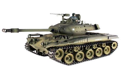 Радиоуправляемый танк Taigen M41A3 Bulldog Pro 1:16 2.4G