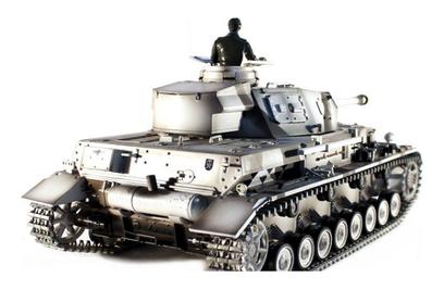 Taigen Panzerkampfwagen IV Ausf. HC 1:16 2.4G