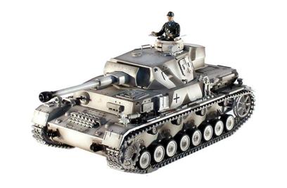 Taigen Panzerkampfwagen IV Ausf. HC Pro 1:16 2.4G