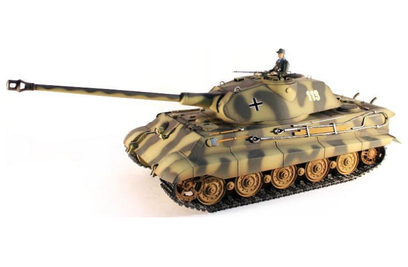 Р/у танк Taigen King Tiger HC Metal Edition 1:16 2.4G