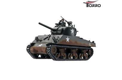Torro Sherman M4A3 RTR танк на радиоуправлении