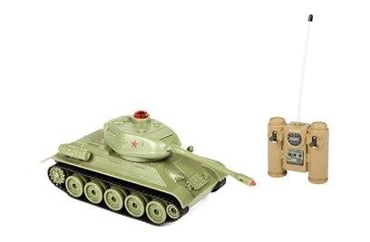 Р/у танк для танкового боя Zegan T34 40 Mhz