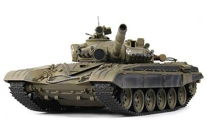 Радиоуправляемый танк VSTank Russia T72-M1 Green 1:24 2.4G