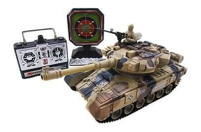Танковый бой на р/у с мишенью Household YH4101D