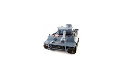 Р/у танк Heng Long German Tiger 3818-1RED 1:16