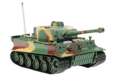 Радиоуправляемый танк Heng Long Tiger Panzer масштаб 1:26 - 3828