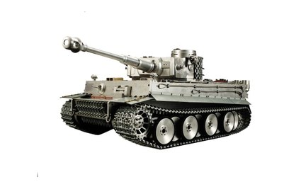 Радиоуправляемый танк Heng Long German Tiger I масштаб 1:8 RTR 2.4G
