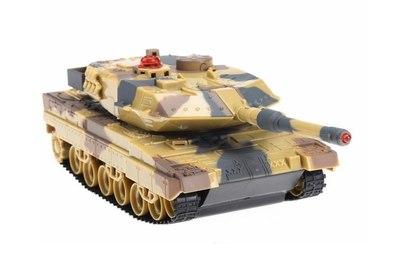Радиоуправляемый танк Huan Qi 1:36 Leopard 2A5 - HQP500