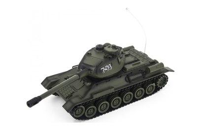 Радиоуправялемый танк Zegan Т-34 1:28 для танкового боя - 99809
