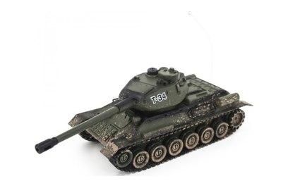 Радиоуправялемый танк Zegan Т-34 1:28 для танкового боя - 99815