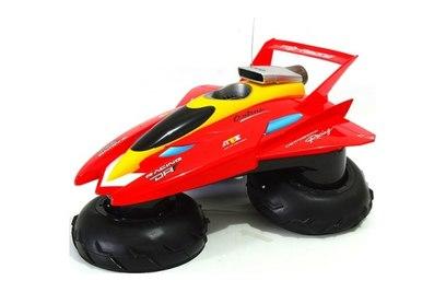 Р/у амфибия на воздушной подушке Racing Boat