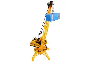 Радиоуправляемый портовый кран RuiCheng King Force 60 см 1:30 - LS6803
