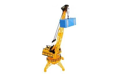 Радиоуправляемый портовый кран RuiCheng King Force 60 см 1:30