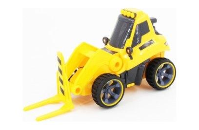 Радиоуправляемый трактор-погрузчик 7777-05 1:18