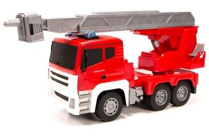 Пожарная машина 1:18 (джойстик) - MZ-2081