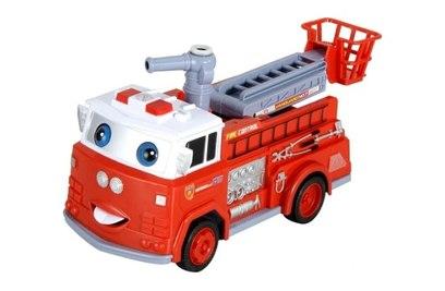 Радиоуправляемая пожарная машина с мыльными пузырями R216