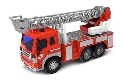 Пожарная машина масштаб 1:16 - WY996