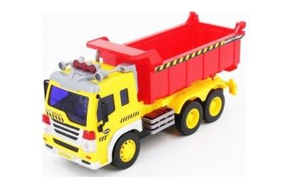 Радиоуправляемый грузовик - самосвал 1:16 - WY1001 1:16