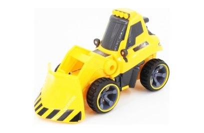 Радиоуправляемый трактор-грейдер 1:18