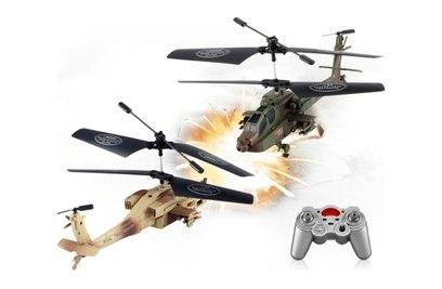 Радиоуправляемый вертолетный бой HQ860