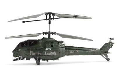 Радиоуправляемый вертолет WinYea Comanche Gyro ИК 1:64