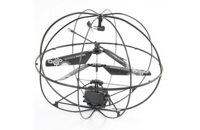 Happy Cow Robotic ИК 777-286 Радиоуправляемый вертолет-шар
