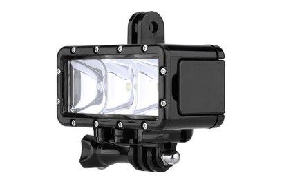 Подводный фонарь для экшн-камер