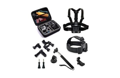 Комплект аксессуаров для спортивных камер T-GP02