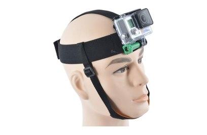 Крепление на голову с фиксатором на подбородке