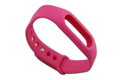 Ремень для Xiaomi Mi Band Розовый