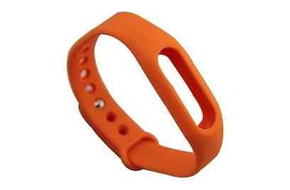 Ремень для Xiaomi Mi Band Оранжевый