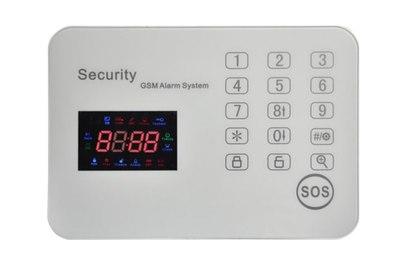 GSM сигнализация DG-04 с датчиком дверей и движения