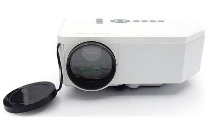 Unic UC30 мини проектор LED