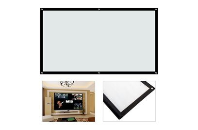 Экран для мини проектора Н100