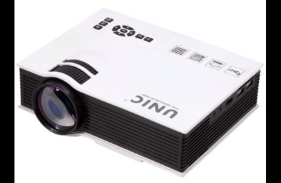 Unic UC40+ Plus мини проектор