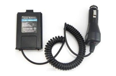 Автомобильный адаптер для UV-5R