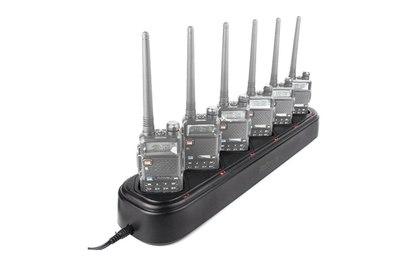 Док станция для 6 радиостанций UV-5R