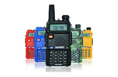 Baofeng UV-5R радиостанция (рация)