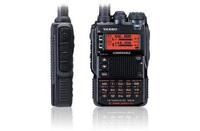 Yaesu VX-8DR радиостанция (рация)